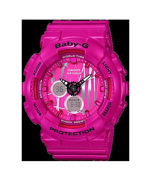 Baby-G BA-120SP-4ADR