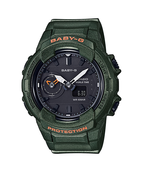 Baby-G BGA-230S-3ADR