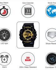 G-Shock GA-110GB-1ADR