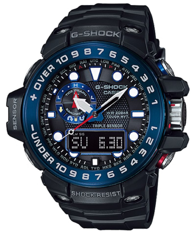 G-Shock GWN-1000B-1BDR