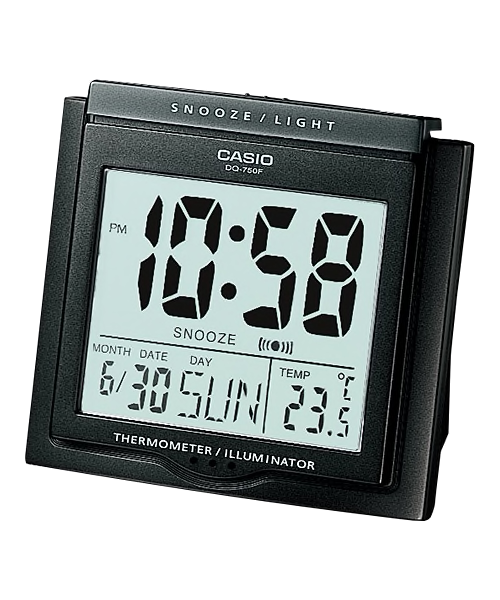 Table Clock DQ-750F-1DF