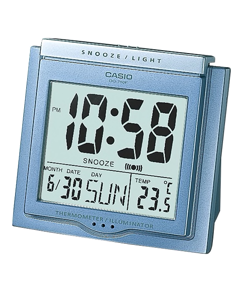Table Clock DQ-750F-2DF