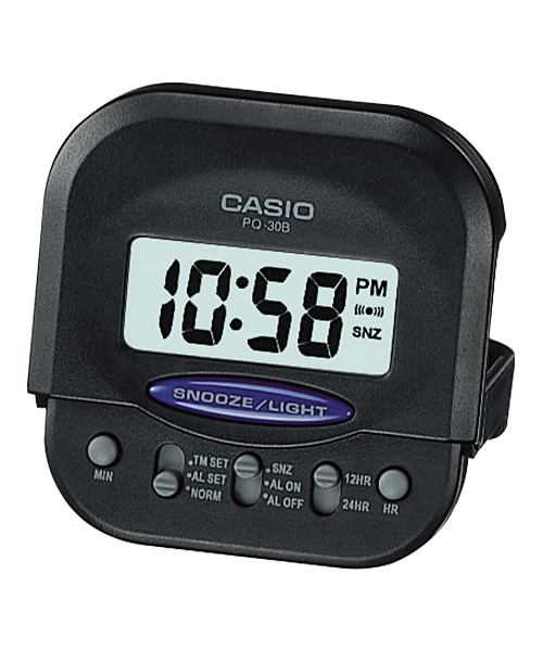 Table Clock PQ-30B-1DF